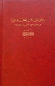 Graduale Novum Cover