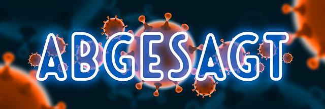 "Symbolbild ""abgesagt"" (www.pixabay.com)"