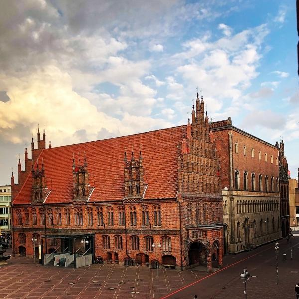 Hanns-Lilje-Haus. Credit: Nicoladuesseldorf, CC BY-SA 4.0, via Wikimedia Commons