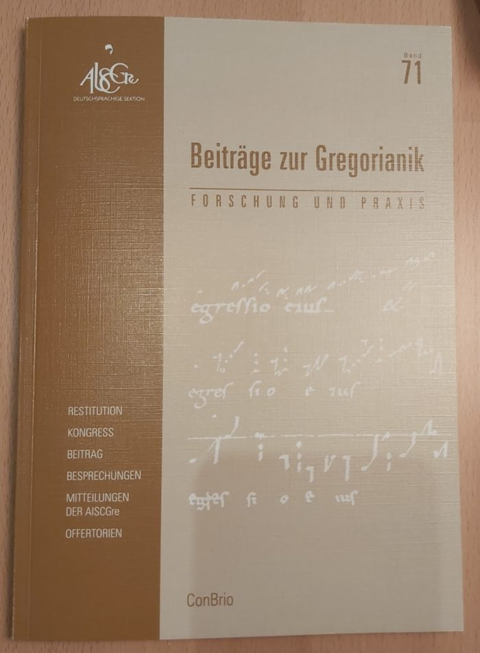 Cover BzG 71